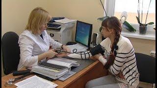 Число заболевших ОРВИ и гриппом снижается