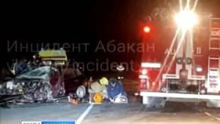 В ДТП под Минусинском погиб водитель