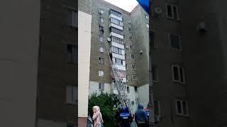 пожар на проспекте Победы