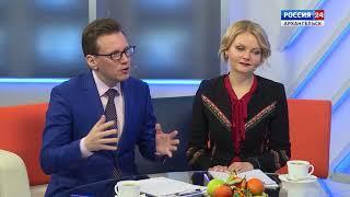 """""""Доброе утро, Поморье!"""" от 21 марта 2018 г."""