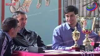 В Хасавюрте прошёл 5-й этап Кубка Дагестана по быстрым шахматам