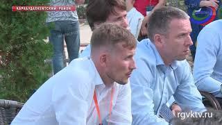 Владимир Иванов встретился с участниками форума «РИФ. Кавказ»