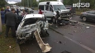☭★Подборка Аварий и ДТП/от 26.08.2018/Russia Car Crash Compilation/#658/August2018/#дтп#авария