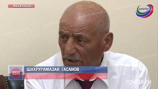 Врио главы Дагестана выслушал проблемы жителей республики