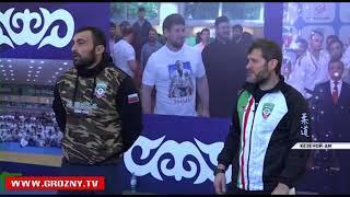 Дзюдоисты клуба «Эдельвейс» готовятся к Чемпионату страны