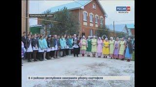 В селе Токаево Комсомольского района открылся фельдшерско-акушерский пункт