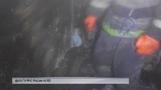 В Ярославле пожарные спасли из горящего дома двух человек