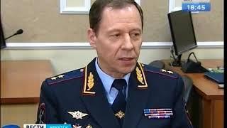 Медаль «За содействие МВД» получил водитель из Иркутска