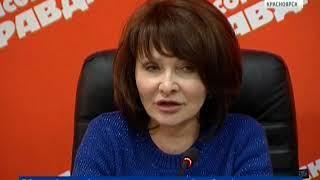 Пресс-конференция чемпионки России по биатлону Маргариты Васильевой