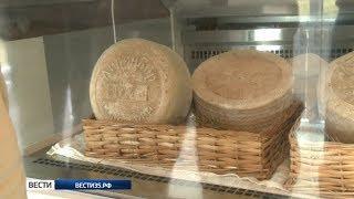 Всемирно известные виды сыра производят в Вашкинском районе