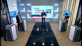 Сегодня в эфире ОТРК «Югра» выйдет очередной тур дебатов