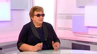 """Программа """"В центре внимания"""":Ирина Киевская ."""
