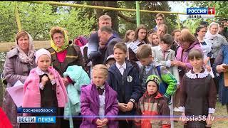 Фестиваль «Русь святая» под Пензой объединил православную молодежь восьми районов