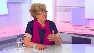 """Программа """"В центре внимания"""" интервью с Лидией Графовой ."""