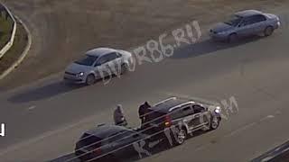 Пьяный водитель учинил двойное ДТП в Сургуте