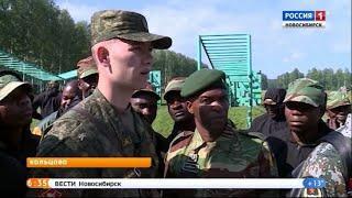 В Новосибирске стартовал международный конкурс «Отличники войсковой разведки