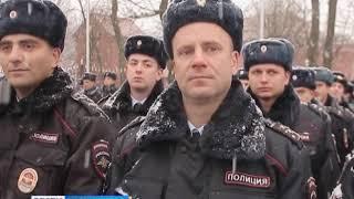 Сотрудники региональной полиции перешли на зимнюю форму
