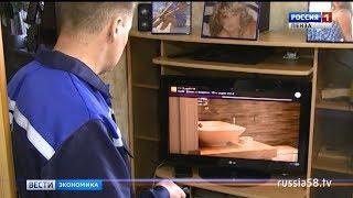 Пензенские села будут централизованно подключать к цифровому телевидению