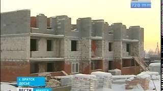 Пустующие дома в Братске разбирают на стройматериалы