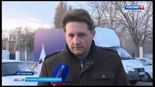 В память о жертвах ДТП. Астраханцы приняли участие в автопробеге