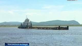 Реконструкция набережной в Комсомольске