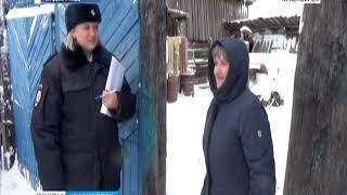 Полиция задержала серийных воров скота на западе края