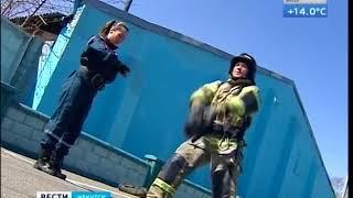 Шоу от пожарных и спасателей  В Иркутске пройдёт международный чемпионат по кроссфиту