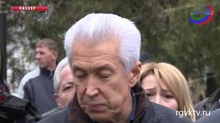 Сегодня в Кизляре день траура по погибшим