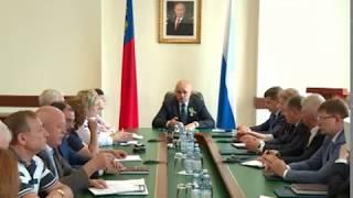 Сергей Цивилев провел встречу с членами общественной палаты