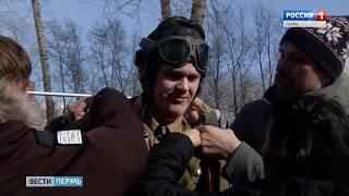 Живая Победа: В Перми «оживили» фотографии военных лет