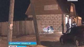 Автомобиль въехал в магазин в Усть Ордынском