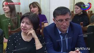 Врио главы Дагестана представил коллективу Минэкономики нового руководителя