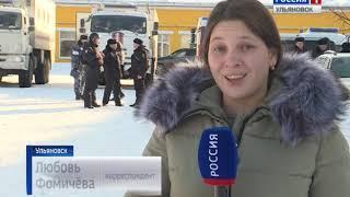 Скорая, полиция, ФСБ