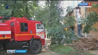 В МЧС по Марий Эл отметили улучшение пожарной обстановки на территории республики - Вести Марий Эл
