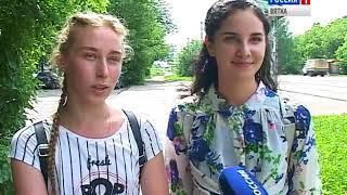 Кировчане в этом году отмечают небывалое количество мошек (ГТРК Вятка)