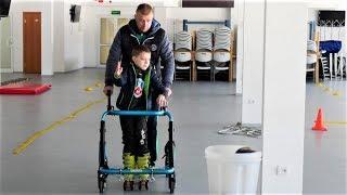 Проект «Лыжи мечты. Ролики» для детей с ОВЗ стартовал в Ханты-Мансийске