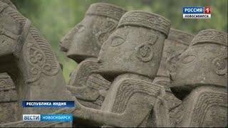 Новосибирские археологи нашли редчайший экспонат в горах индийского Кашмира
