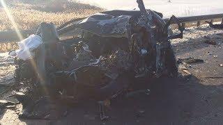 За сутки на дорогах Мордовии погибли 2 человека