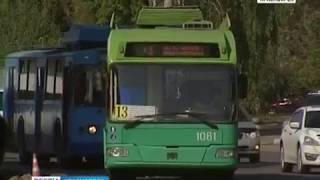 В Октябрьском районе Красноярска восстановят движение транспорта
