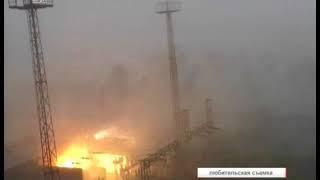 ВИДЕО: Природная катастрофа. Крупный город Челябинской области едва не ушел под воду