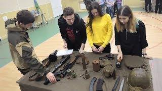 Студенты Нижневартовска посвятили интеллектуальный квест обороне Севастополя