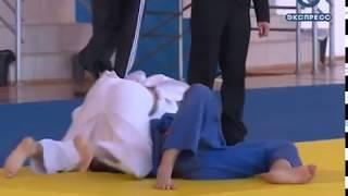 Пензенские дзюдоисты сразились за место в сборной области