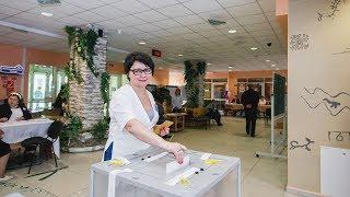 В Югре проголосовали более 700 тысяч избирателей