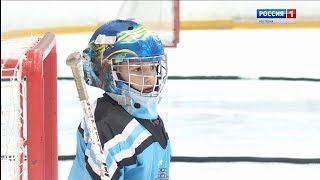 В Костроме впервые прошел турнир по хоккею среди самых маленьких спортсменов