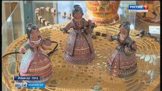 «Перетекание» – в Йошкар-Оле открылась семейная выставка Шайдуллиных - Вести Марий Эл