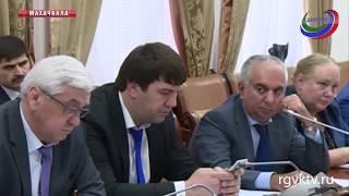 В правительстве РД обсудили, как проходит реализация госпрограмм в республике