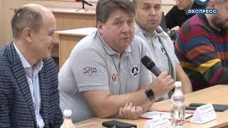 В Пензе прошла встреча со спортивными журналистами страны