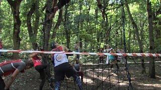 В Пятигорске прошла гонка с препятствиями «Коммандос»