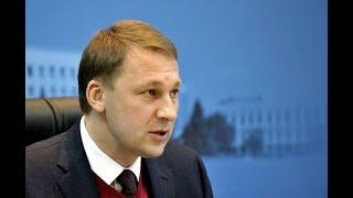 Владимир Владимиров официально принял отставку Андрея Мурги