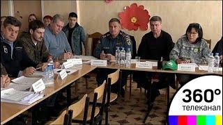 Первый этап подготовки к дегазации на полигоне Ядрово завершен